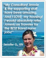travel nurse career