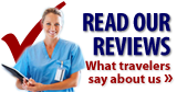 travel nursing agency reviews