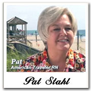 Interview with Pat Stahl, RN Telemetry - Travel Nurse