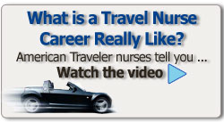 travel nursing video