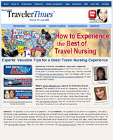 Expert travel nursing tips part 1