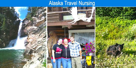 Road Trip Icu Nurse Embarks On First Travel Nurse Job In