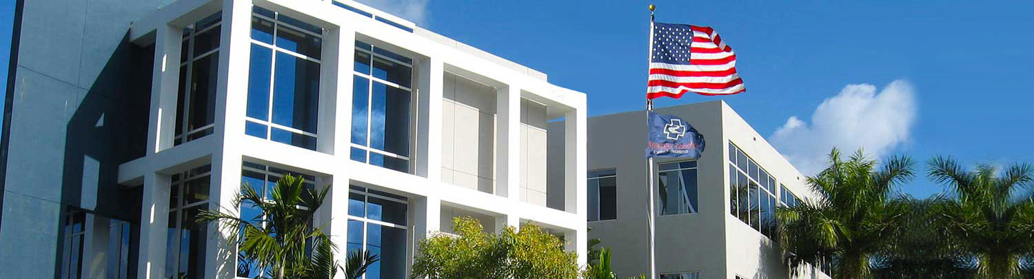 American Traveler Corporate Headquater in Boca Raton, Florida