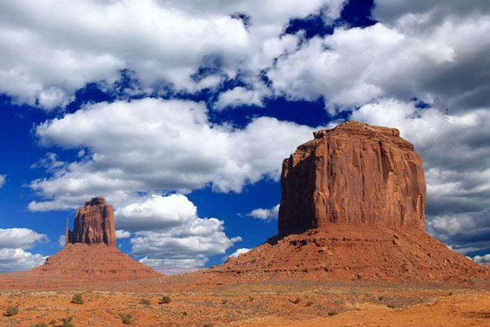 Arizona in December