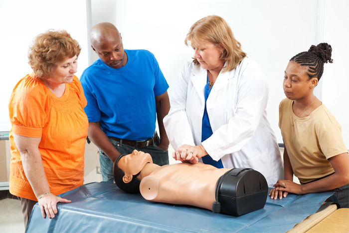 RNs Trained for Disaster Competencies