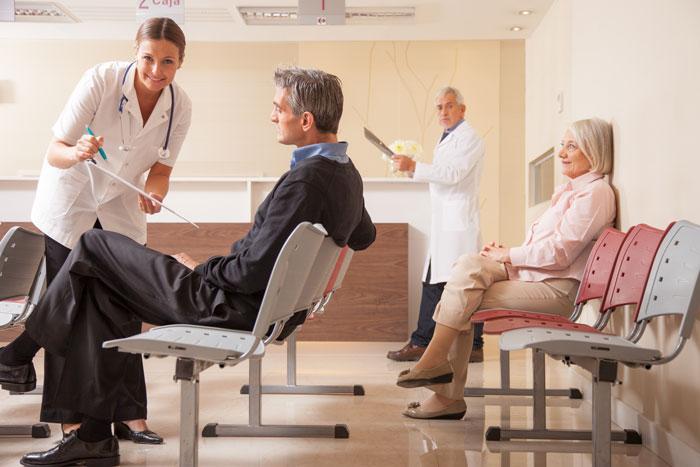 Door to Doctor Waiting Time