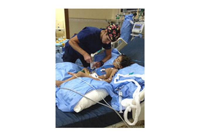 Travel Nurse Mission in Iraq