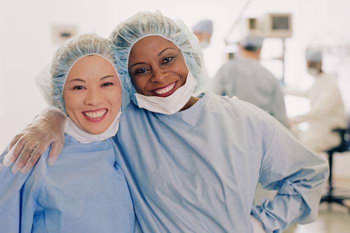 Magnet Hospital Nurses
