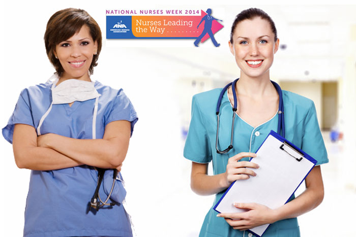 National Nurse Week 2014