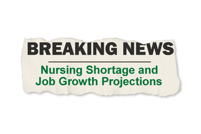 Nursing Shortage and Job Growth