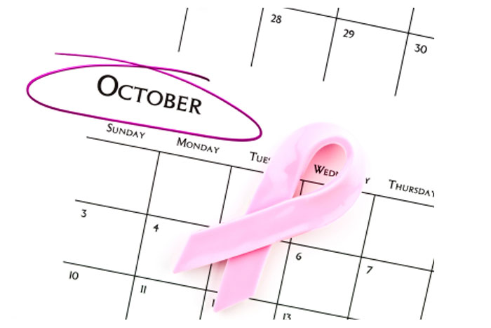 Think Pink October