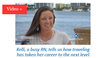 Travel Nursing Company Trusted By Rns American Traveler