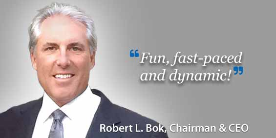 Robert Bok - Chairman & CEO