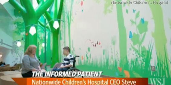 Transforming Children's Hospitals