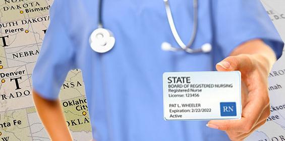 Licensure for Travel Nurses