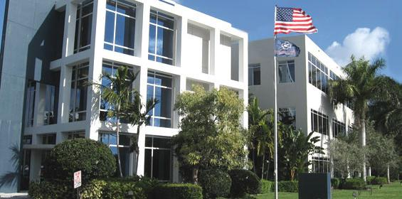 Corporate American Traveler Building Boca Raton, FL