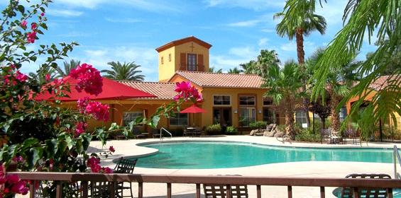 Free Private Housing benefit with pool and more amenities in Arizona travel nurse jobs