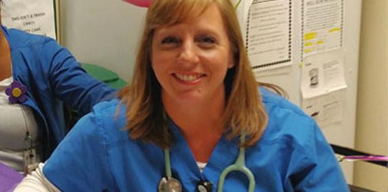 Jennifer C., Med/Surg, Registered Nurse