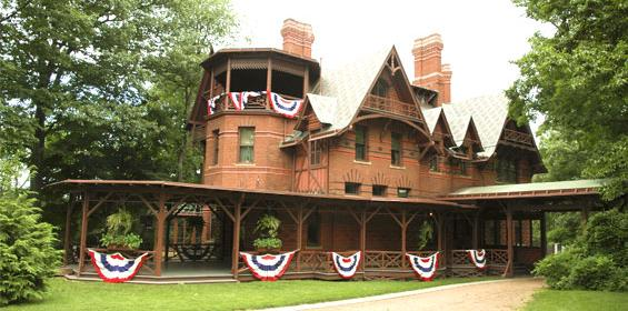 Hartford, CT Mark Twain House