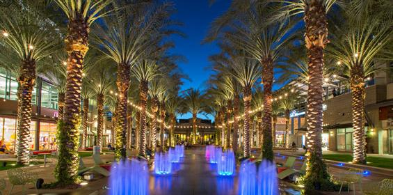 Scottsdale quarter shopping