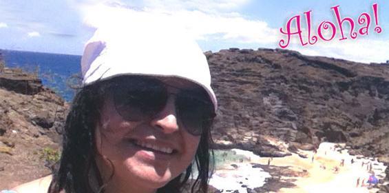 Maria G. RN in Halona beach travel nursing in Hawaii