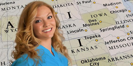 Compact license nurse states