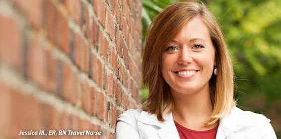 Travel nurse Jessica M., ER, RN while on assignment in Seattle, WA