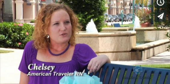 Travel Nursing Video