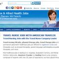 American Traveler revamps website for travel nurse community
