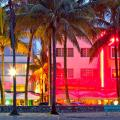 Nightlife in South Beach and West Palm Beach, Florida