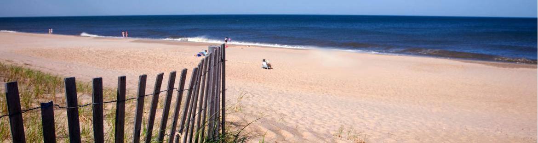 Atlantic Beach in Delaware