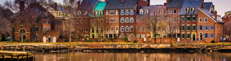 Alexandria Potomac River