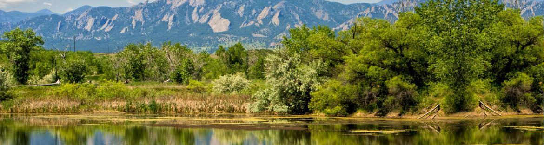 Walden Pond in Boulder