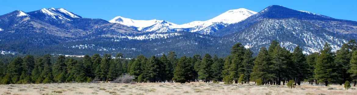 Flagstaff mountains