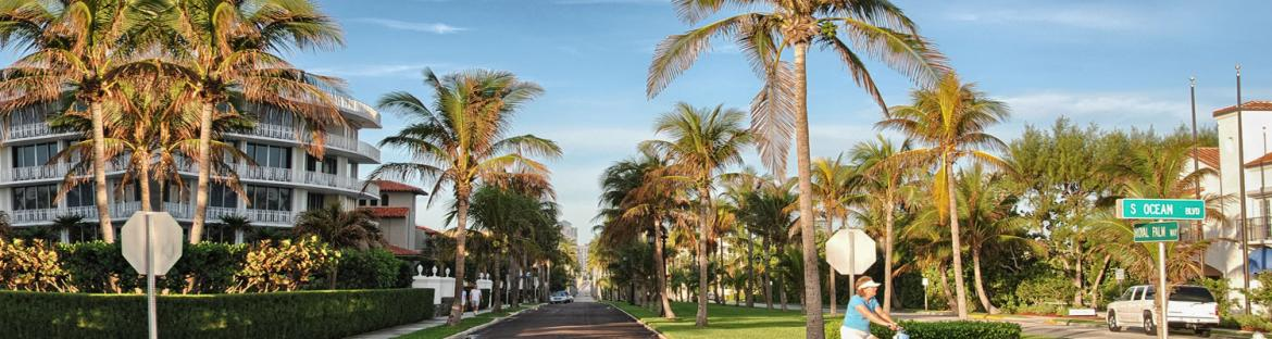 Town of West Palm Beach, Florida