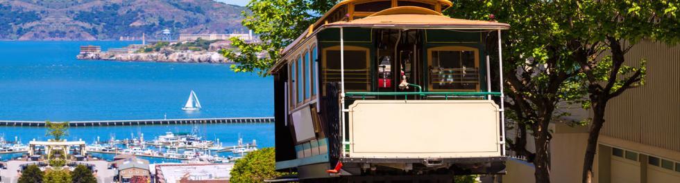 san francisco hyde street cable car - Nicu Travel Nursing
