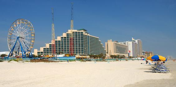 Daytona Beach attractions