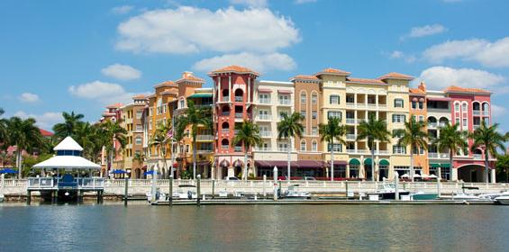 Naples waterway