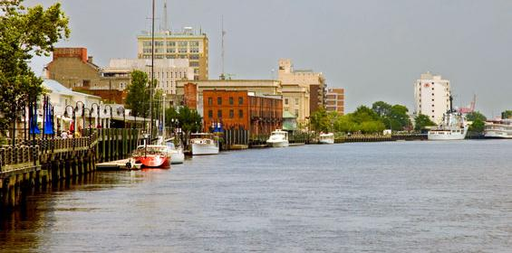 Wilmington, North Carolina River Walk
