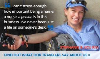 Travel Nursing Company Reviews